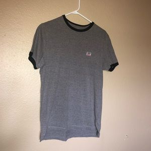 Men's short shirt